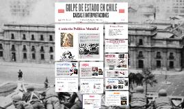 GOLPE DE ESTADO EN CHILE