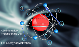 Administrative Professionals Day - Energetic Motivation