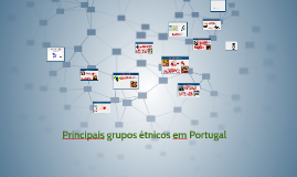 Copy of Principais grupos étnicos em Portugal