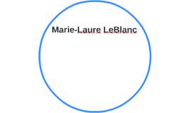 Marie-Laure LeBlanc