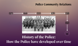 History of the Police