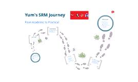 SRM Journey