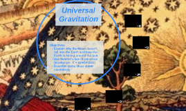 Phys12: Universal Gravitation