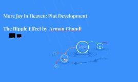 More Joy in Heaven : Plot Development: