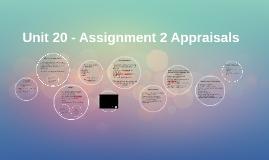HR A2 Appraisals