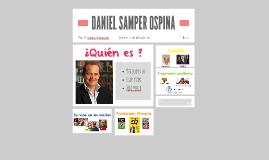Copia de DANIEL SAMPER OSPINA