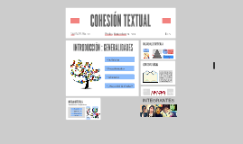 Copy of COHESIÓN TEXTUAL