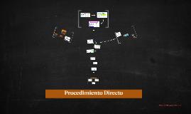 Procedimiento Directo