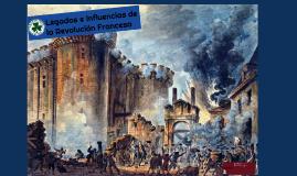 Legados e Influencias de la Revolución Francesa