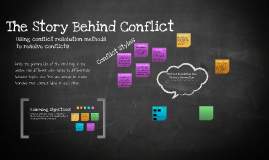 Conflict Resolution and Violence PRevention