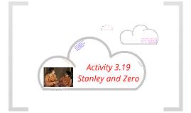 SB Level 1 Activity 3.19 - Stanley & Zero