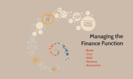 Copy of Managing the Finance Function