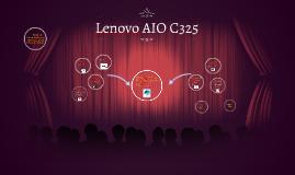 Lenovo AIO