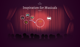 Examples for your Musical Number (song & performance)