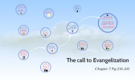 The call to Evangelization