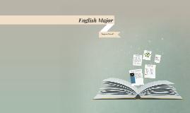 Copy of English Major
