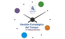 Gestión del Tiempo-Erikzon Mendoza