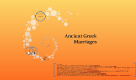 Greek  Marriages