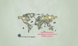 GLOBALIZACIÓN Y  DESARROLLO ECONÓMICO INTERNACIONAL