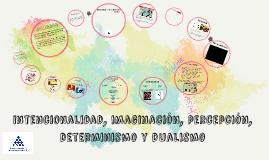 Copy of intencionalidad , imaginacion , percepcion , determinismo y