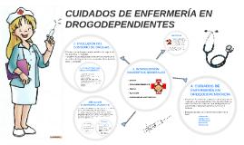 Copy of CUIDADOS DE ENFERMERÍA EN PACIENTES DROGODEPENDIENTES