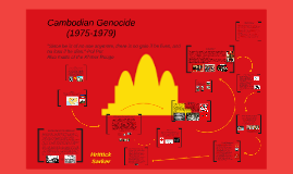 Copy of Cambodian Genocide   (1975-1979)