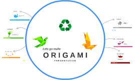 Lets Go Origami by aditya vadaganadam