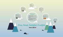 Free, Total, Faithful, Fruitful