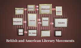 Copy of Copy of Literary Movements Gallery Walk