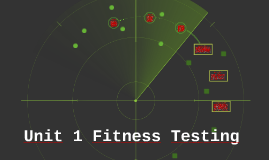 Task 1 Unit 7 Fitness Testing