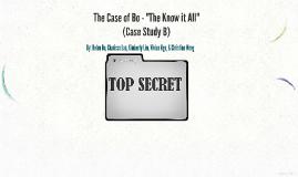 N4180 Bo Case Study