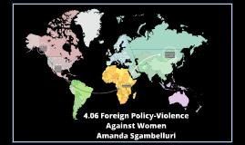 4.06 U.S Govt. Amanda Sgambelluri