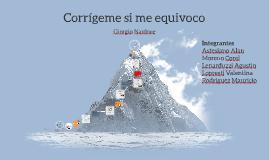 Copy of Corrígeme si me equivoco
