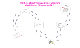Are there objective measures of Ukrain's elibibility for EU