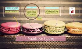 Population Studies