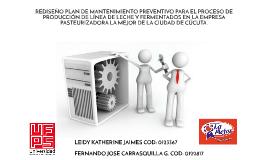Copy of REDISEÑO PLAN DE MANTENIMIENTO PREVENTIVO PARA EL PROCESO DE