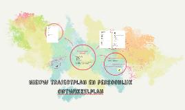 Nieuw trajectplan en persoonlijkontwikkelplan
