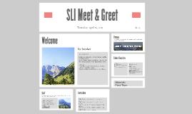 SLI Meet & Greet
