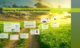 Organizational Performance (Present)