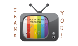 Violence In The Media (Television)