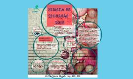 Semana da Educação 2016