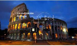 La civilización Romana