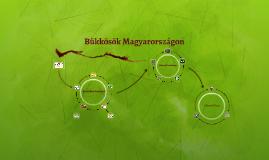 Bükkösök Magyarországon