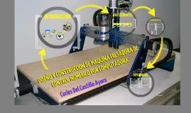 Copy of Fresa CNC