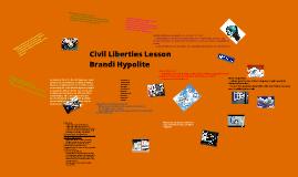 Copy of Civil Liberties Lesson