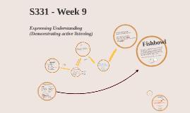 S331 - Week 9 (Fa15)