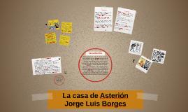 Copy of La casa de Asterión