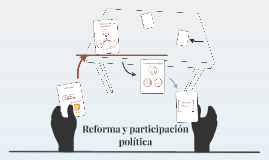 Reforma y participacion politica
