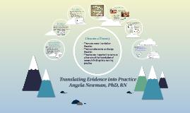 Copy of Translating Evidence into Practice