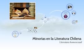 Copy of Minorías en la Literatura Chilena